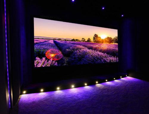 Cinéma privé : salle dédiée ou pièce de vie?
