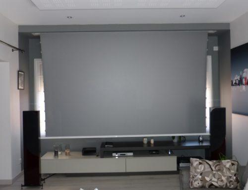 Un cinéma à la maison : c'est possible !