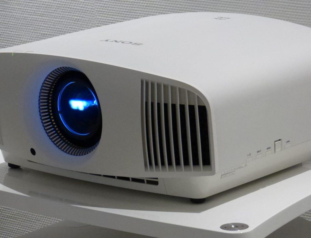Présentation des nouveaux projecteurs 4K Sony chez Xtrem Screen