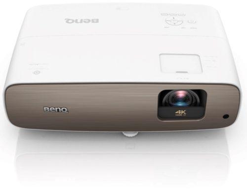 Benq W2700 : DLP 4K à puce 0.47 pouces