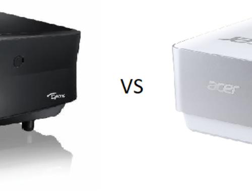 Optoma UHZ65 ou Acer VL7860, lequel choisir ?