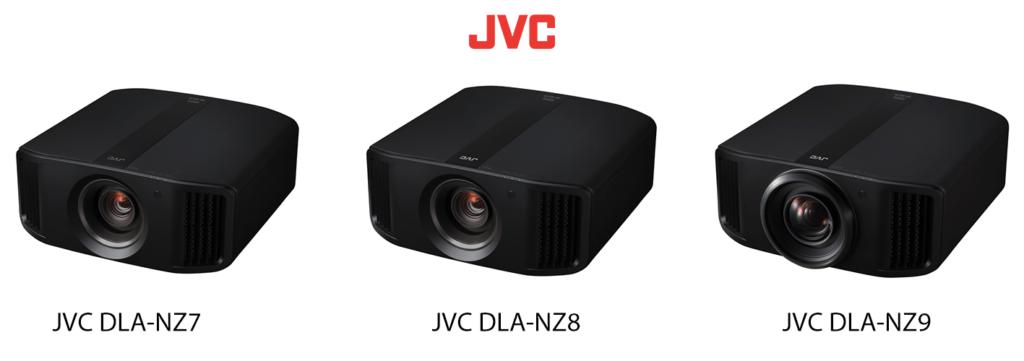Vidéoprojecteurs laser JVC
